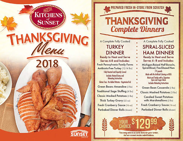 THANKSGIVING MENU 2018sm600