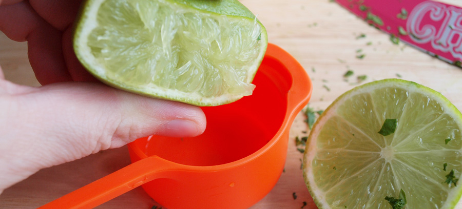 Juicing the lime