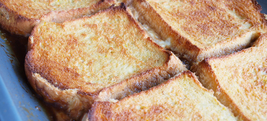 Golden Brown french toast