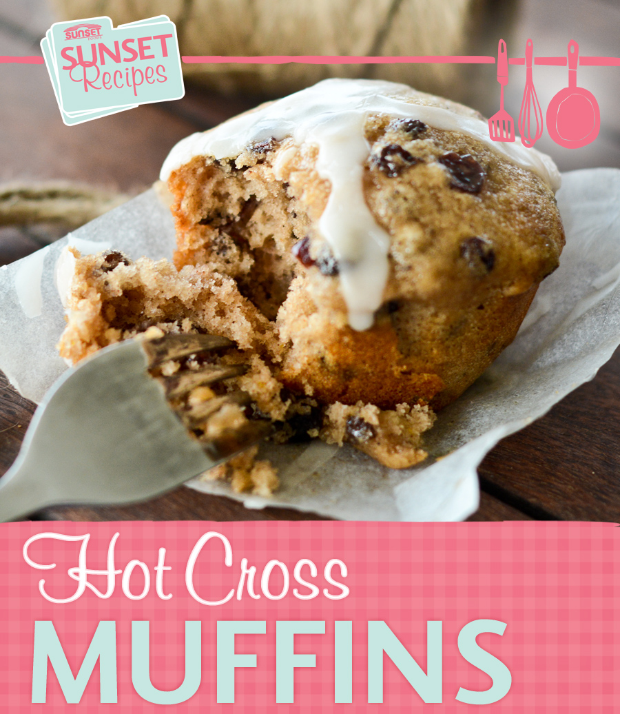 The Hot Cross Muffins