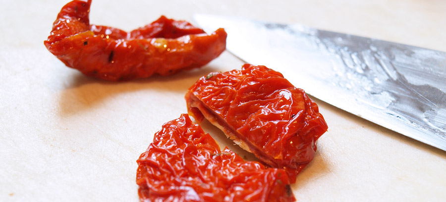 Chopped sundried tomatoes