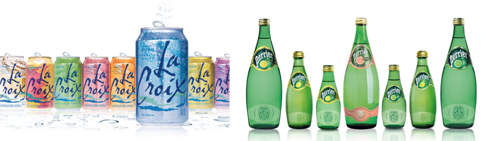Cal Croix and Perrier products